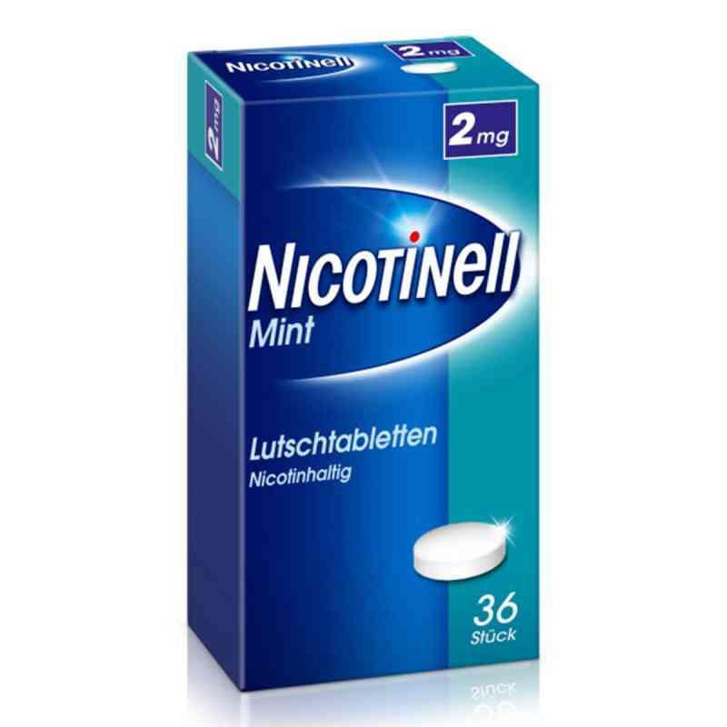 Nicotinell 2mg Mint  bei apolux.de bestellen