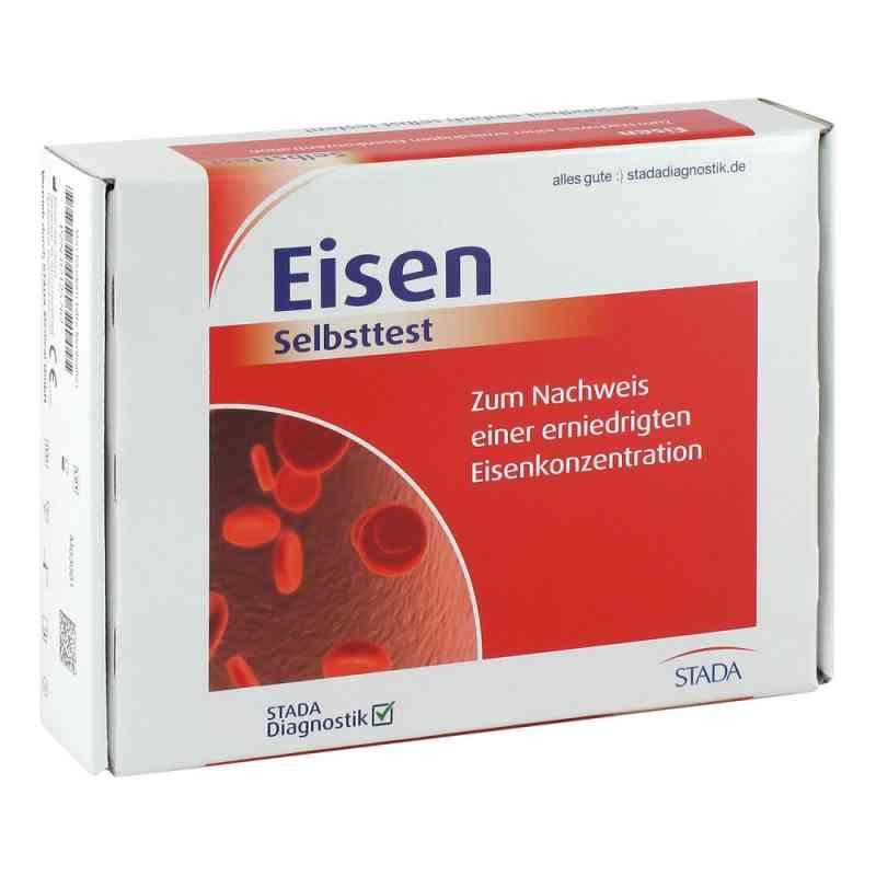 Stada Diagnostik Eisen Selbsttest  bei apolux.de bestellen
