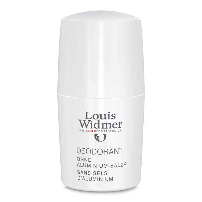 widmer deodorant ohne aluminium salze leicht parf miert 50 ml online g nstig kaufen. Black Bedroom Furniture Sets. Home Design Ideas