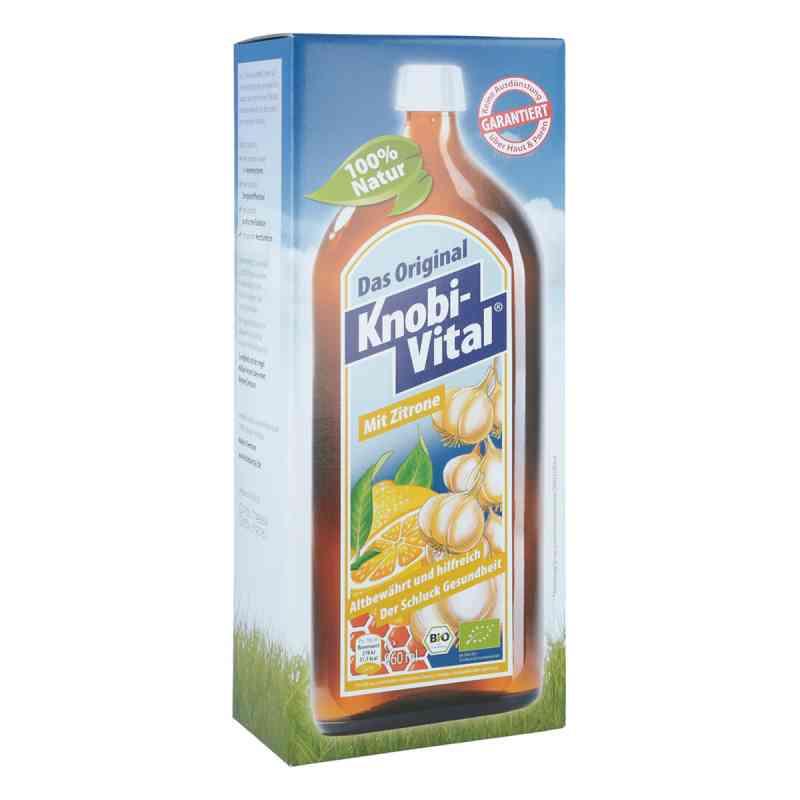 Knobivital mit Zitrone Bio  bei apolux.de bestellen
