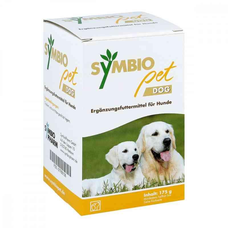 Symbiopet dog Ergänzungsfuttermittel für Hunde bei apolux.de bestellen