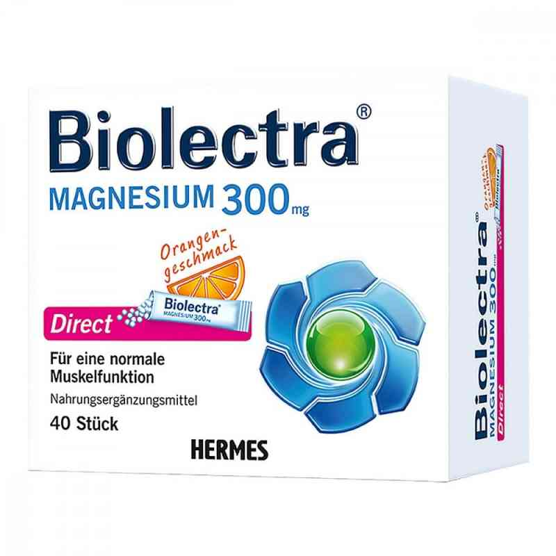 Biolectra Magnesium Direct Orange Pellets  bei apolux.de bestellen