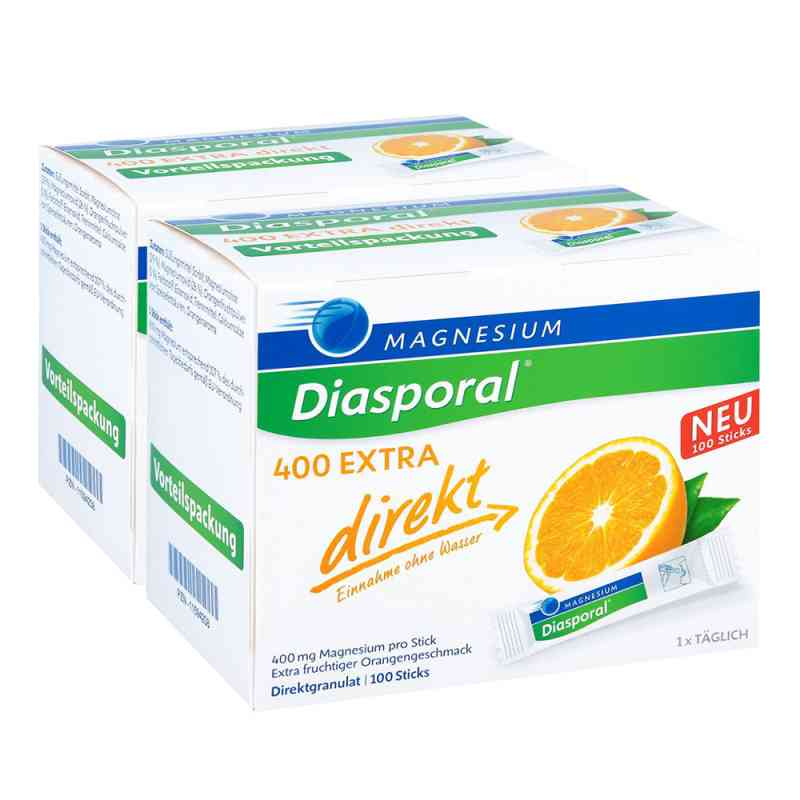 Magnesium Diasporal 400 Extra direkt Granulat  bei apolux.de bestellen