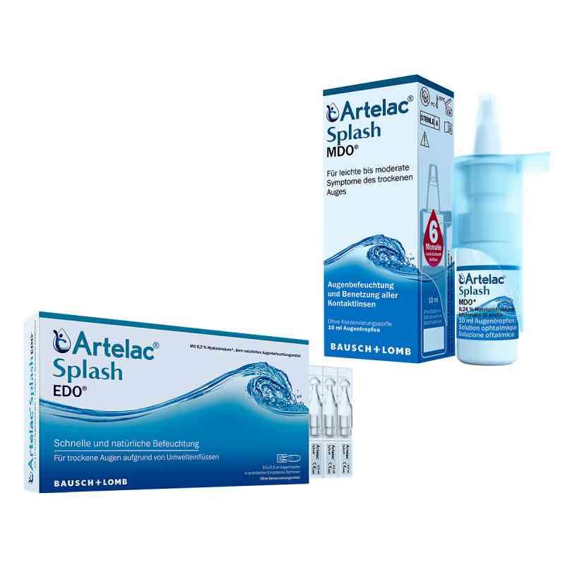 Artelac Splash Mdo + Gratis Artelac Splash Edo 20+10ml  bei apolux.de bestellen