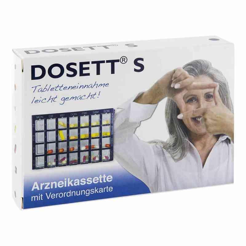 Dosett S Arzneikassette blau 11782  bei apolux.de bestellen