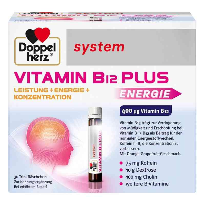 Doppelherz Vitamin B12 Plus system Trinkampullen  bei apolux.de bestellen