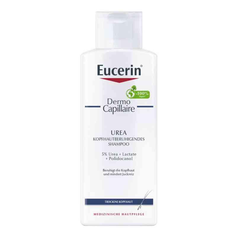 Eucerin Dermocapillaire kopfhautberuh.Urea Shampoo  bei apolux.de bestellen