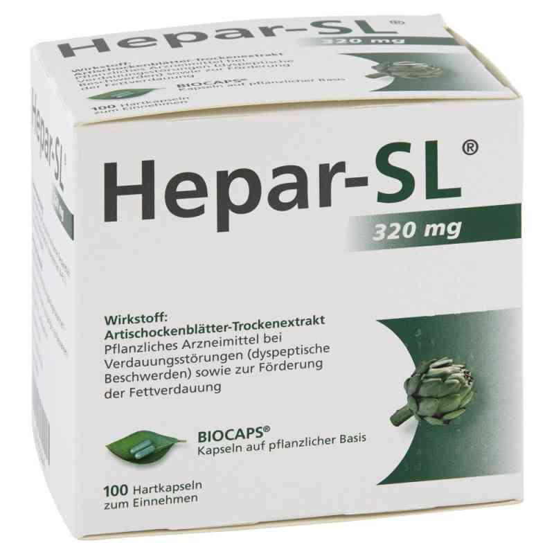 Hepar Sl 320 mg Hartkapseln  bei apolux.de bestellen