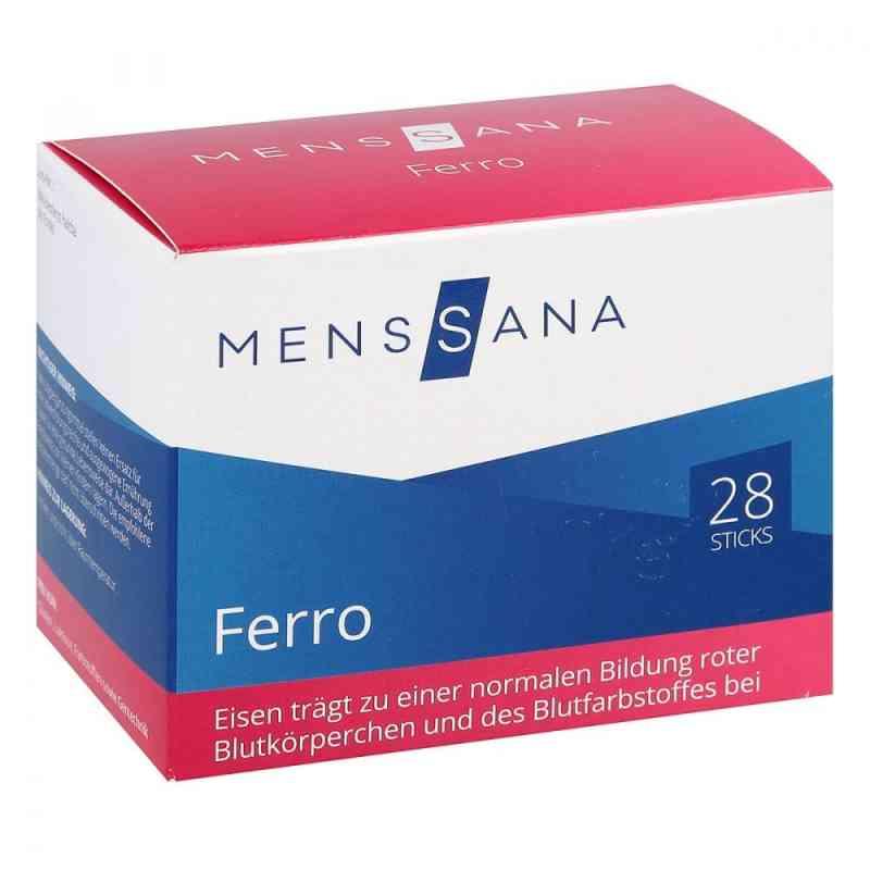 Ferro Menssana Pulver  bei apolux.de bestellen
