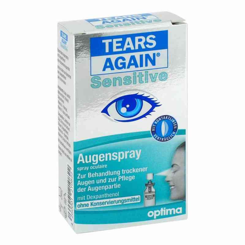 Tears Again Sensitive Augenspray  bei apolux.de bestellen