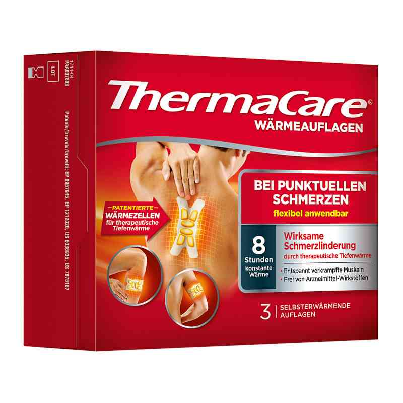 Thermacare flexible Anwendung  bei apolux.de bestellen