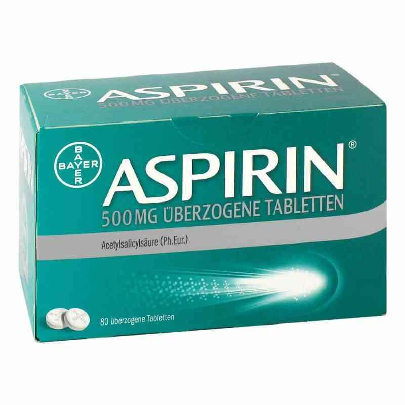 Aspirin 500mg  bei apolux.de bestellen