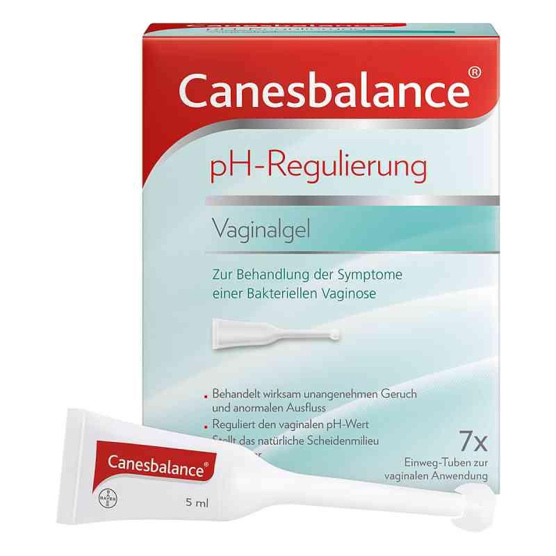 Canesbalance pH-Regulierung Vaginalgel  bei apolux.de bestellen