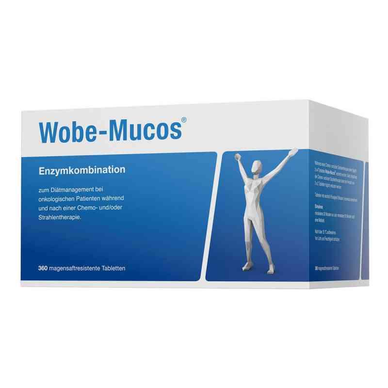 Wobe-mucos magensaftresistente Tabletten  bei apolux.de bestellen