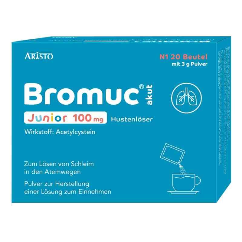 Bromuc akut Junior 100mg Hustenlöser  bei apolux.de bestellen