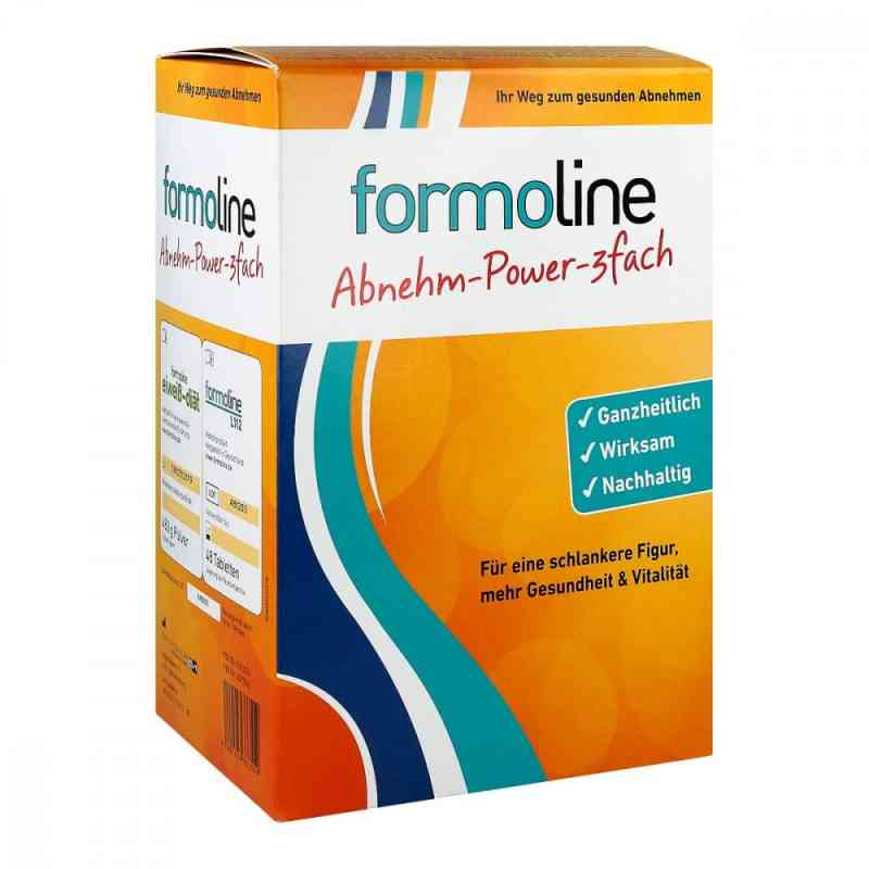 Formoline Abnehm-power-3fach L112+eiweissdiät+buch  bei apolux.de bestellen
