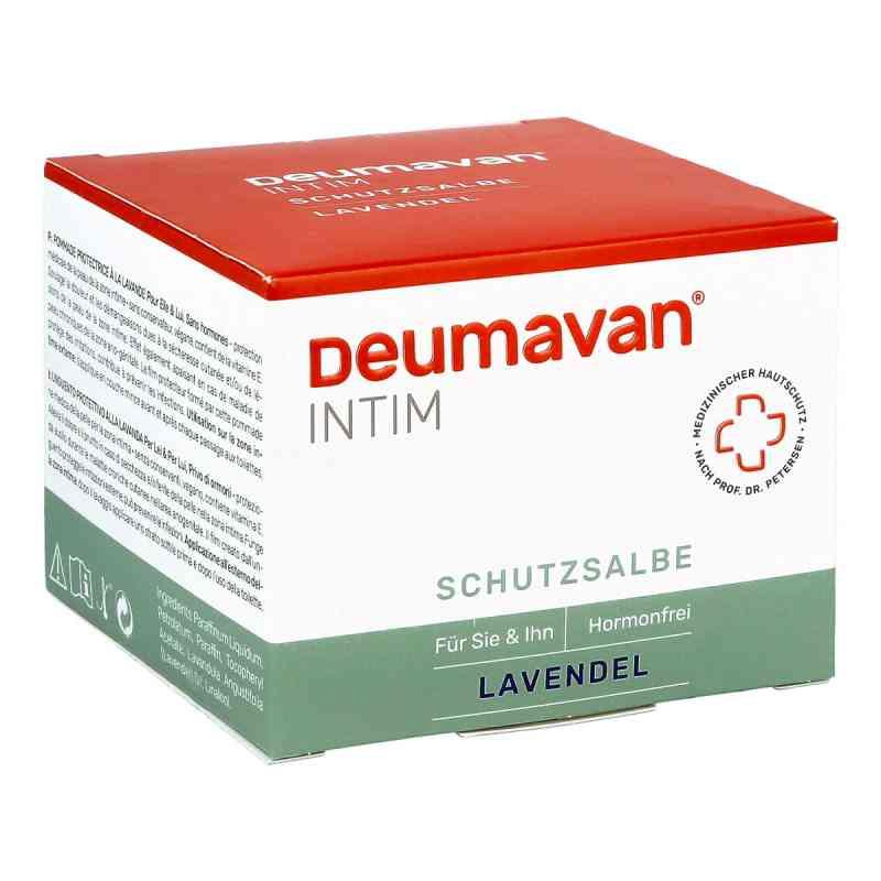 Deumavan Schutzsalbe Lavendel Dose  bei apolux.de bestellen