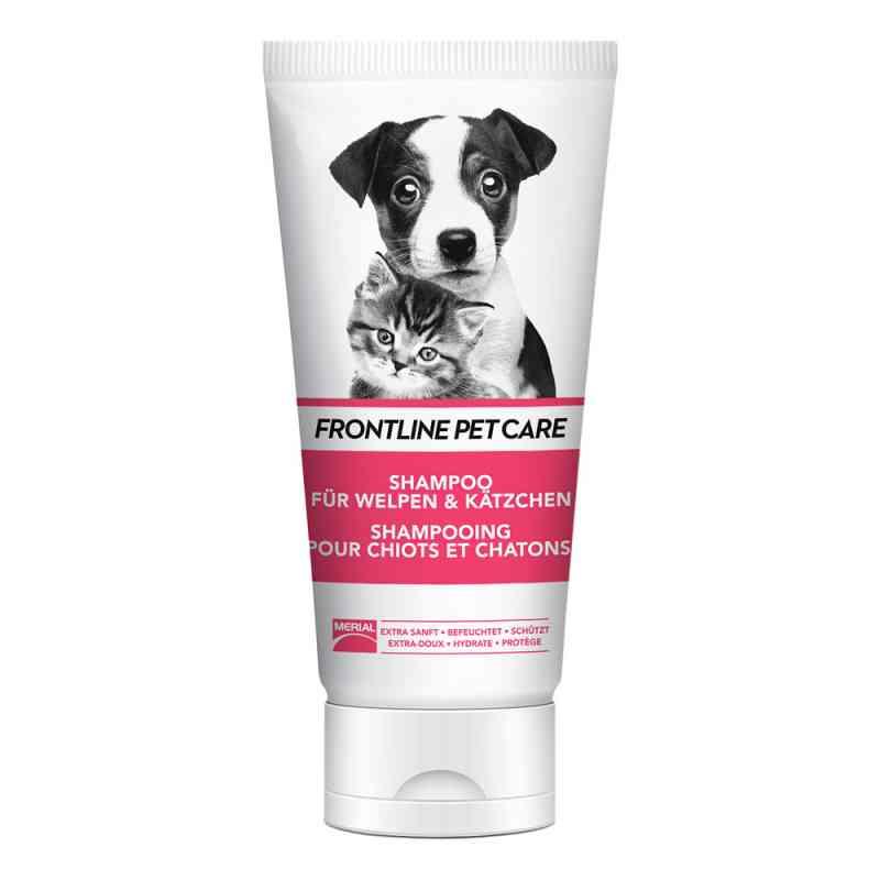 Frontline Pet Care Shampoo für Welpen & Kätzchen  bei apolux.de bestellen
