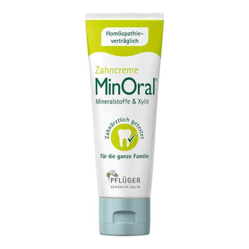 Minoral Zahncreme bei apolux.de bestellen