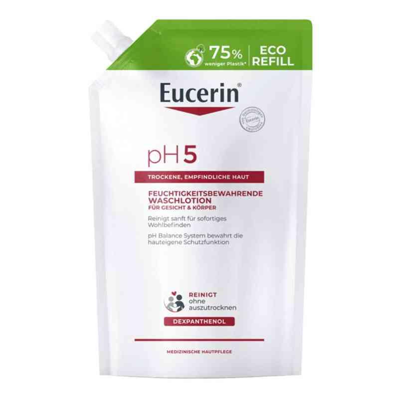 Eucerin pH5 Waschlotion Nachfüll empfindliche Haut  bei apolux.de bestellen