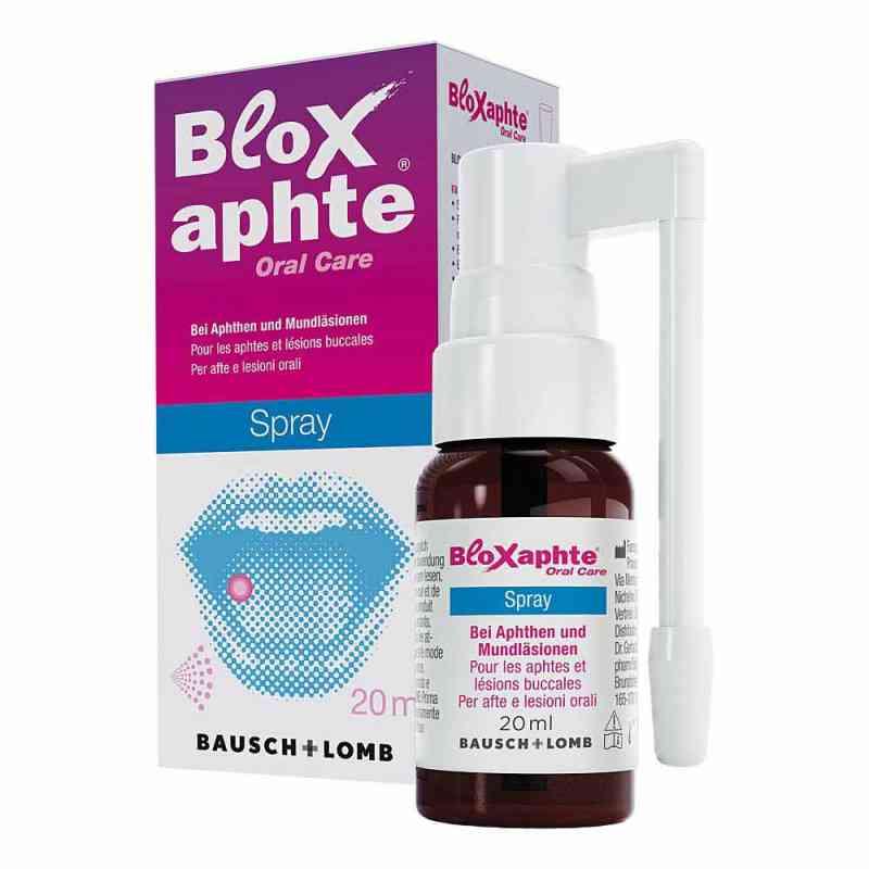 Bloxaphte Oral Care Spray  bei apolux.de bestellen