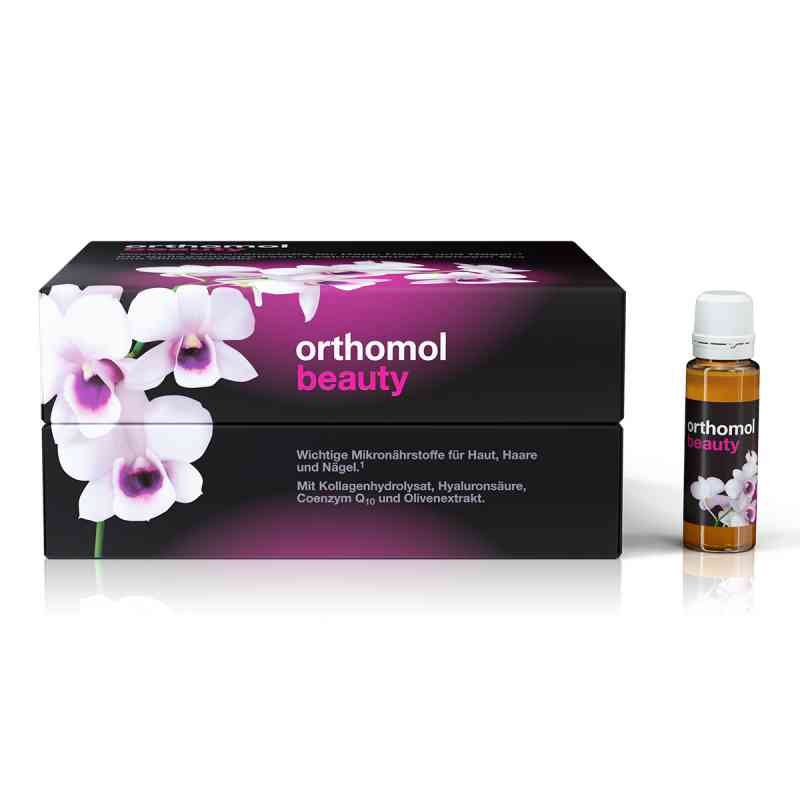 Orthomol beauty Trinkampullen  bei apolux.de bestellen
