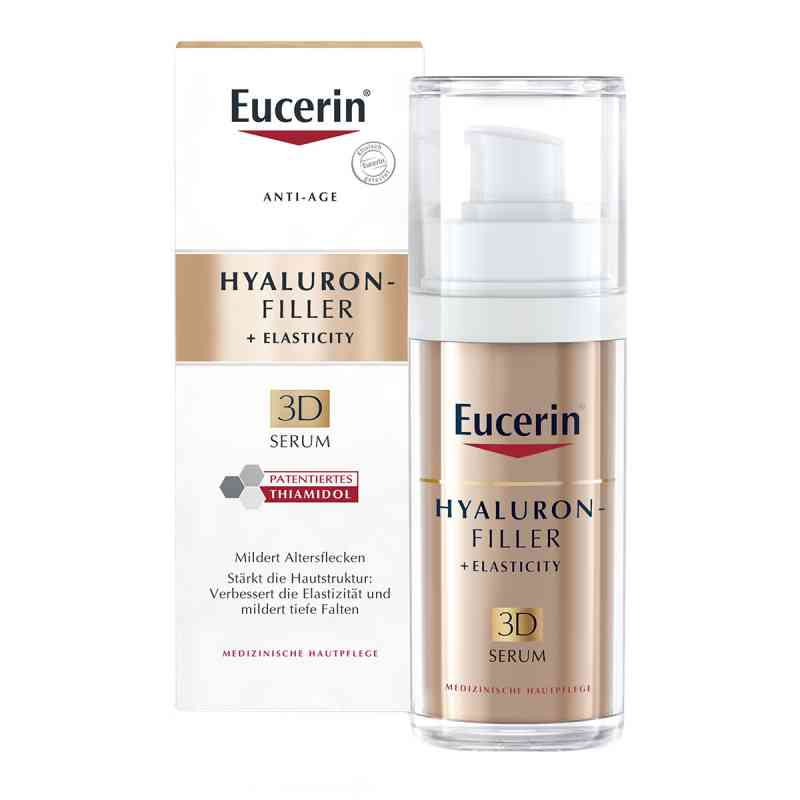 Eucerin Hyaluron-Filler + Elasticity 3D Serum  bei apolux.de bestellen