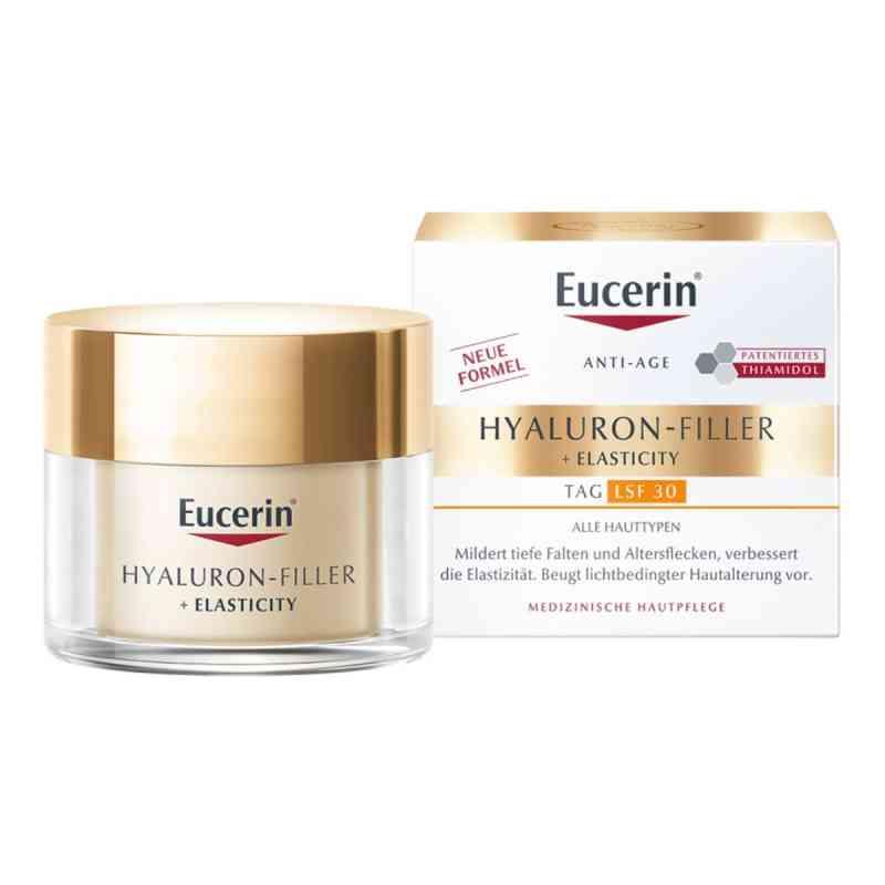Eucerin Anti-Age HYALURON-FILLER + ELASTICITY LSF 30  bei apolux.de bestellen