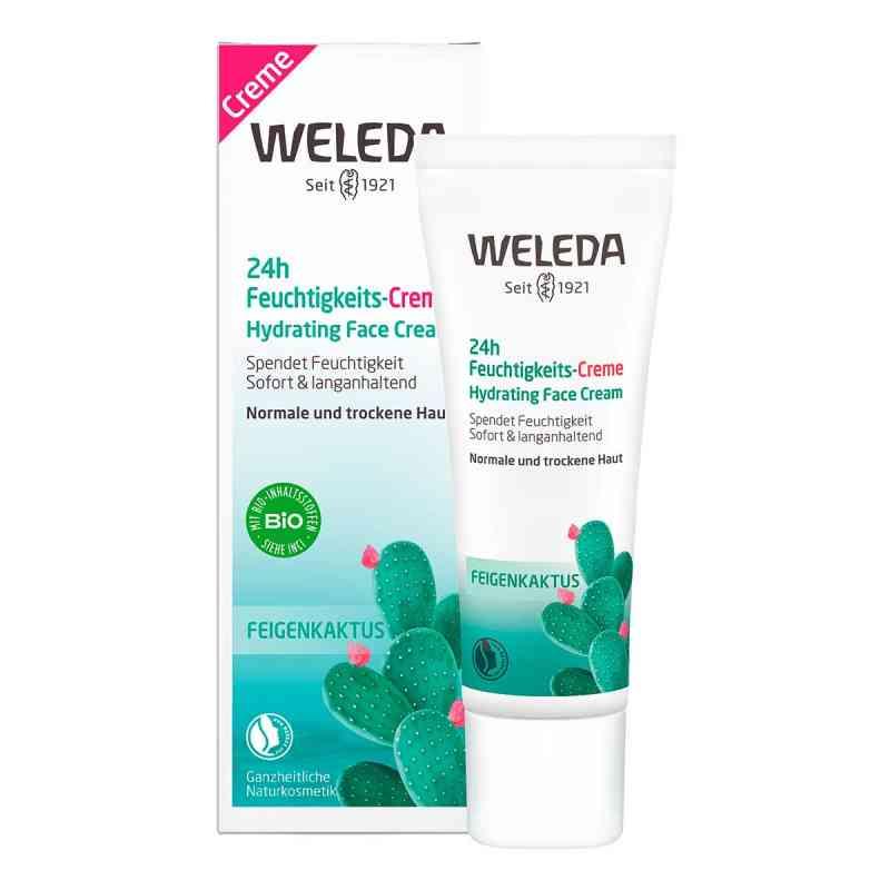 Weleda Feigenkaktus 24h Feuchtigkeitscreme  bei apolux.de bestellen