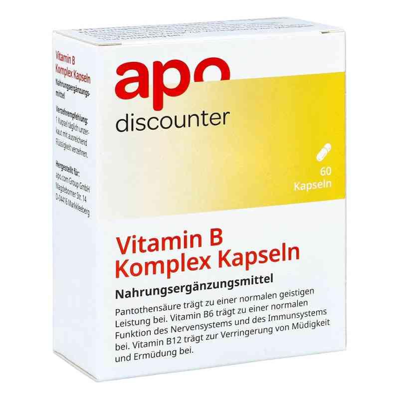 Vitamin B Komplex Kapseln von apo-discounter  bei apolux.de bestellen