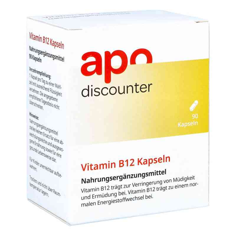 Vitamin B12 Kapseln von apo-discounter  bei apolux.de bestellen