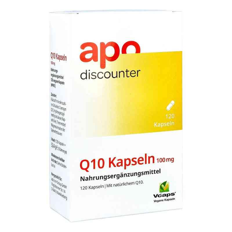 Q10 Kapseln 100 mg von apo-discounter  bei apolux.de bestellen