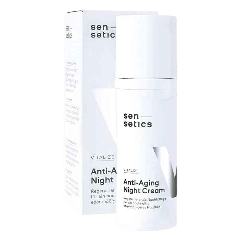 Sensetics Vitalize Anti-Aging Night Cream  bei apolux.de bestellen