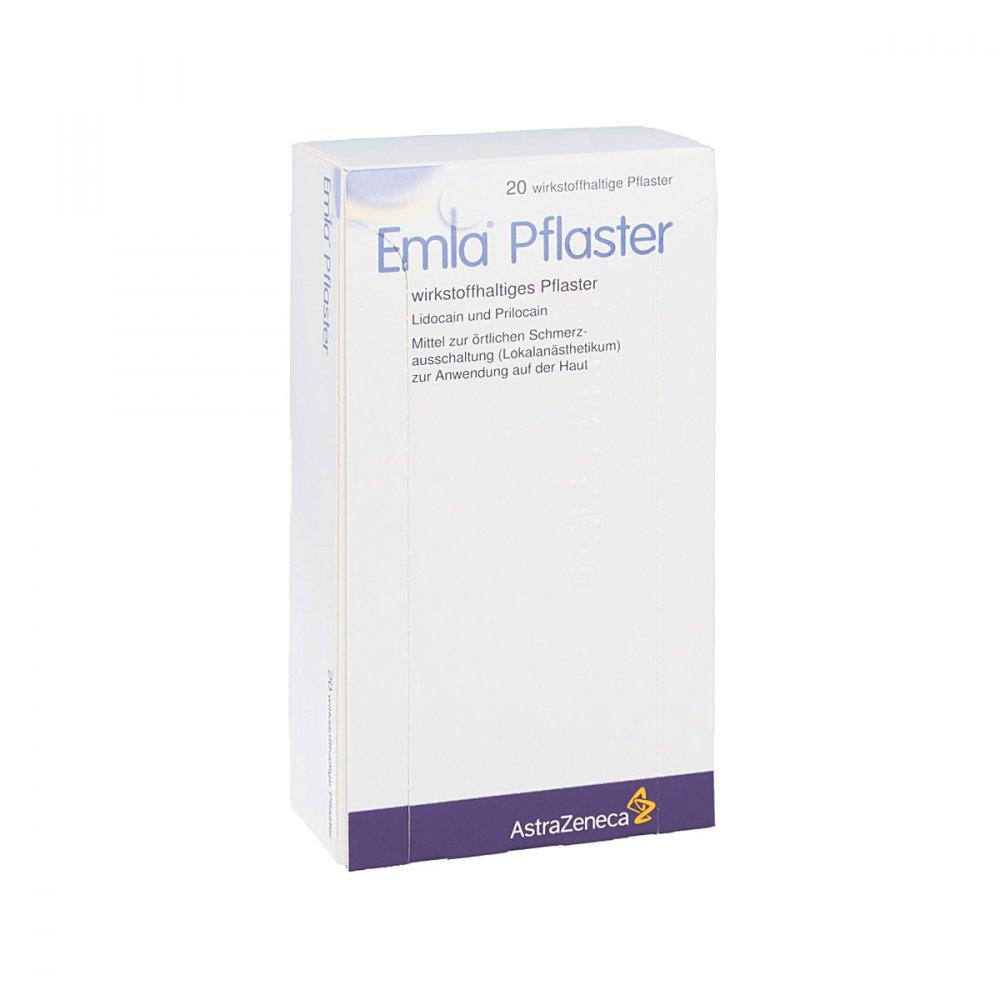 Aspen Germany GmbH Emla Pflaster 20 stk 00038505
