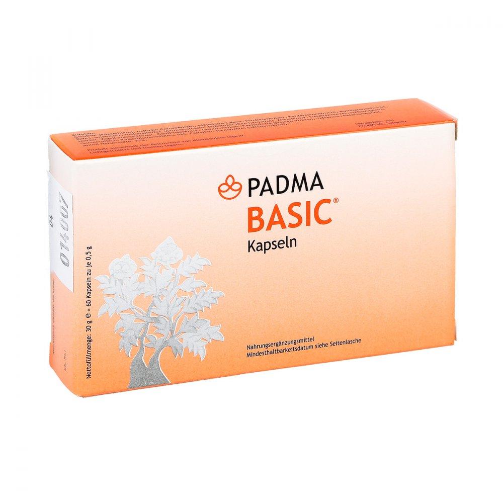 Padma AG Padma Basic Kapseln 60 stk 00134232