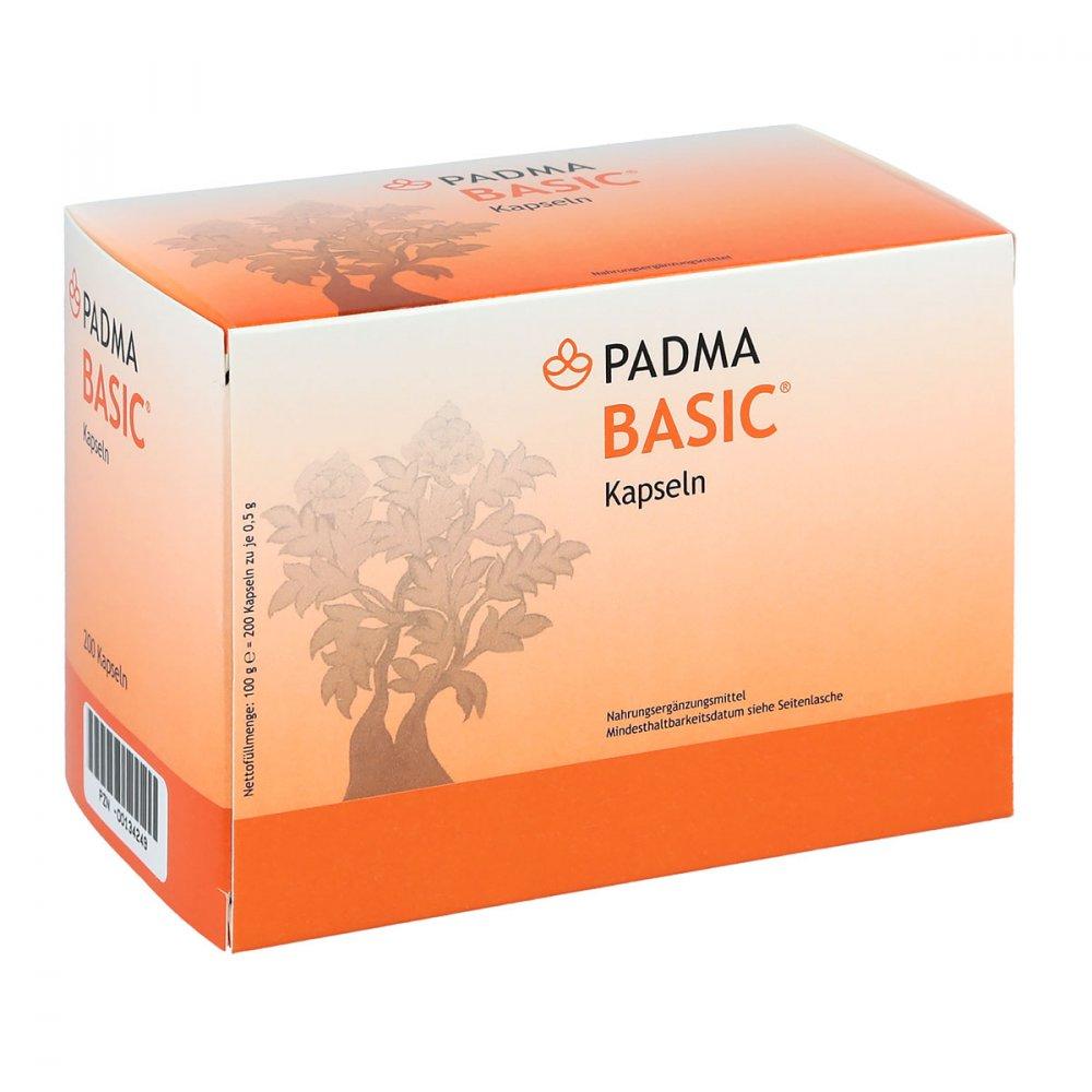 Padma AG Padma Basic Kapseln 200 stk 00134249