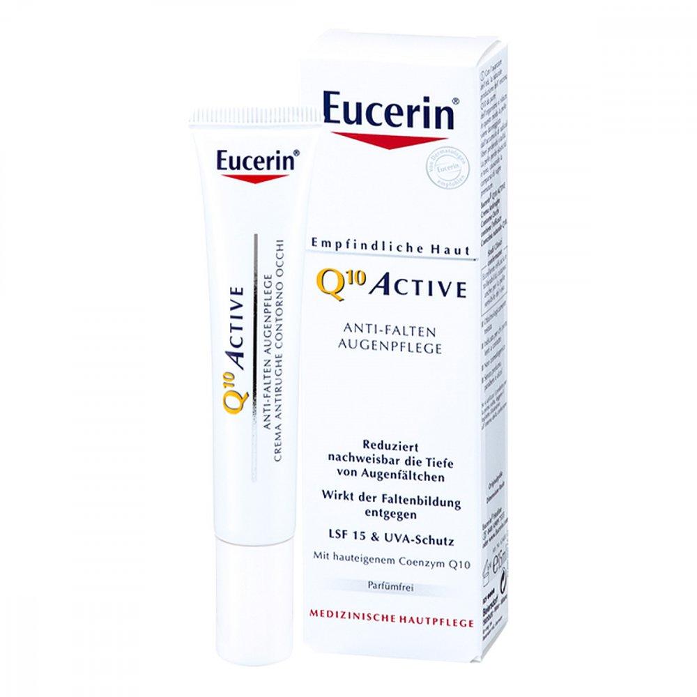 Beiersdorf AG Eucerin Eucerin Egh Q10 Active Augencreme 15 ml 00180976