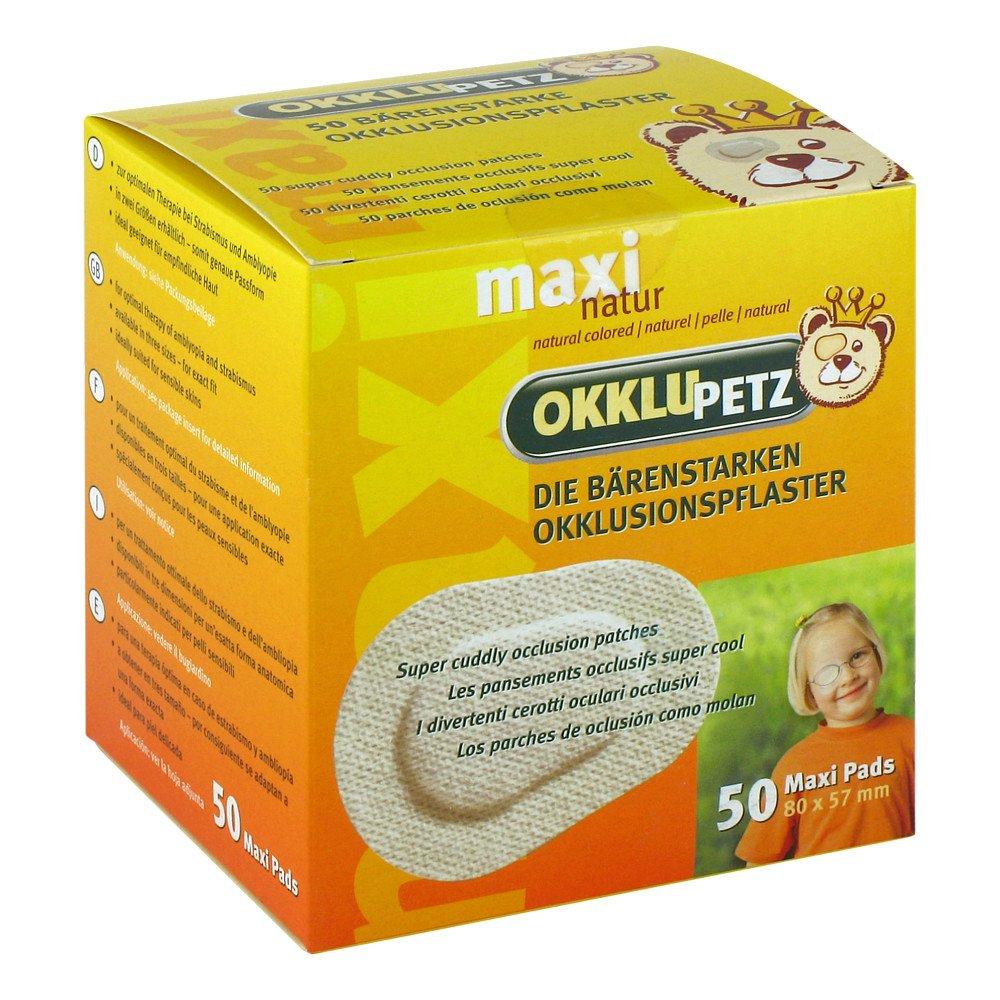 Berenbrinker Service GmbH Okklupetz Maxi natur 50 stk 00184997