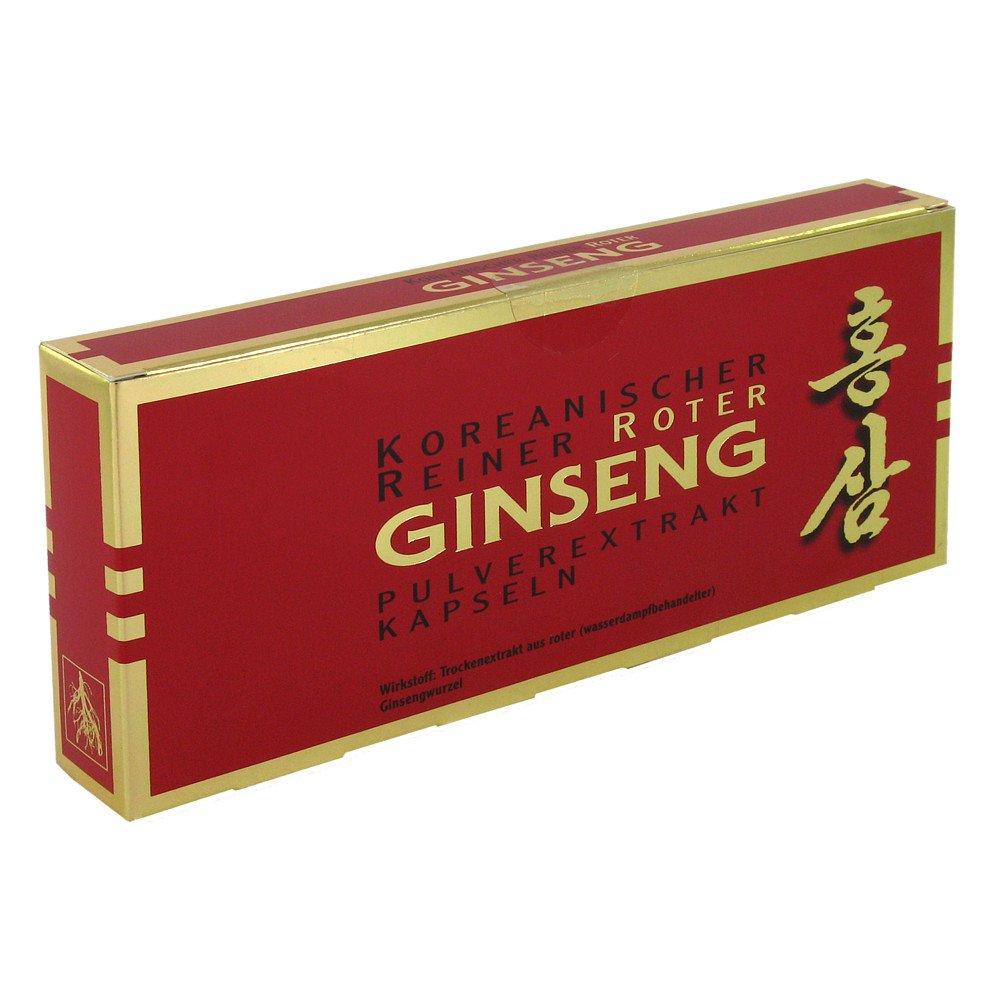 KGV Korea Ginseng Vertriebs GmbH Roter Ginseng Extrakt Kapseln 90 stk 00434885