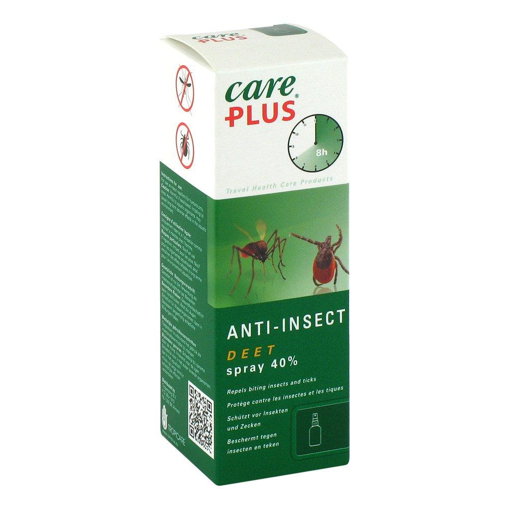 Tropenzorg B.V. Care Plus Deet Anti Insect Spray 40% 60 ml 00567379