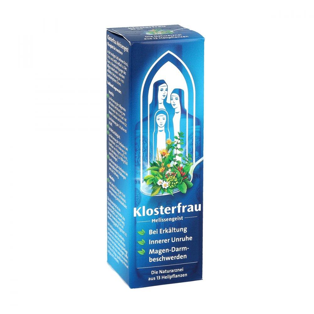 MCM KLOSTERFRAU Vertr. GmbH Klosterfrau Melissengeist Konzentrat 47 ml 00580428