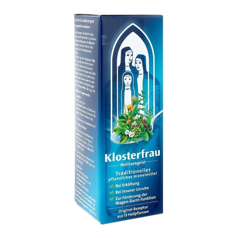 MCM KLOSTERFRAU Vertr. GmbH Klosterfrau Melissengeist Konzentrat 475 ml 00580517