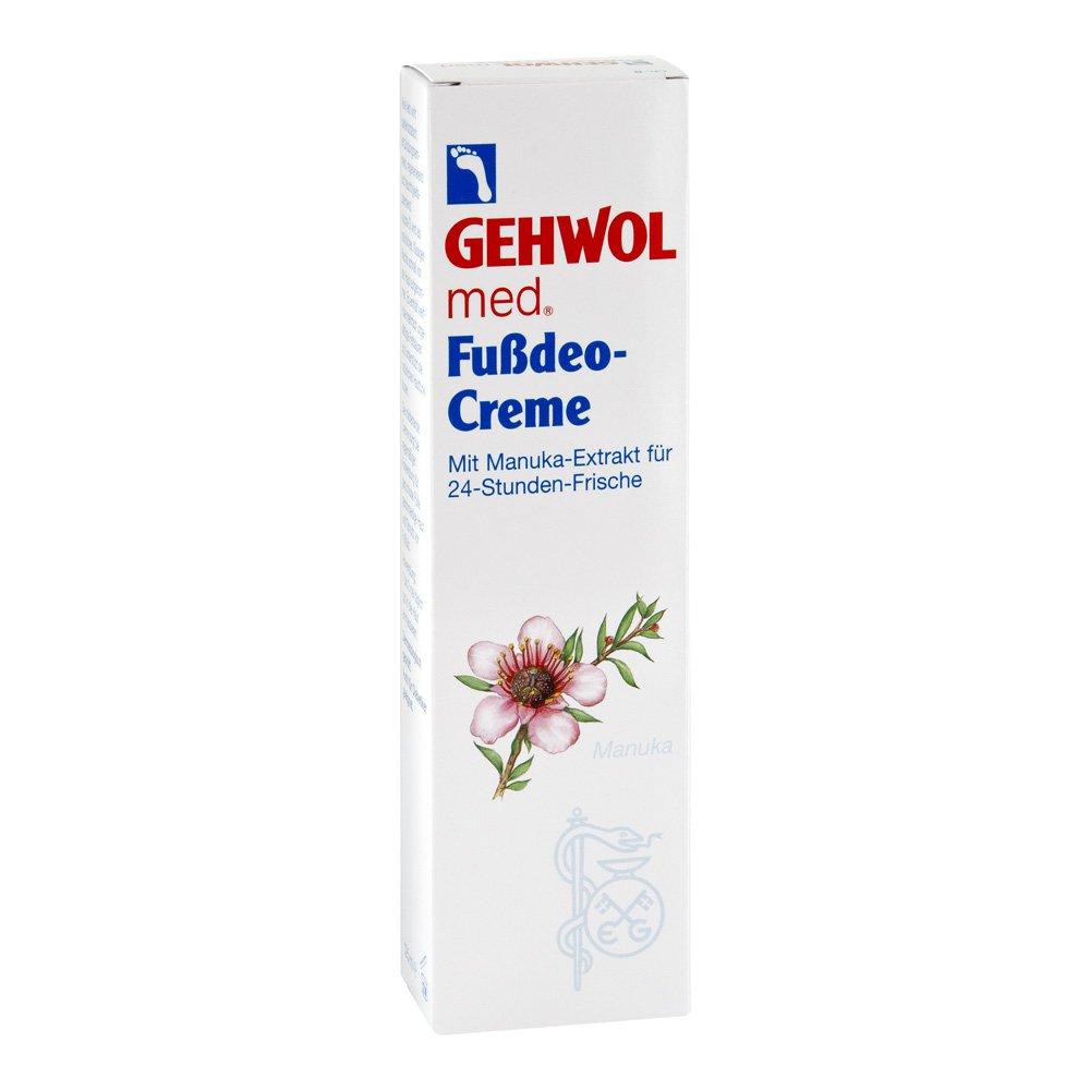 Eduard Gerlach GmbH Gehwol med Fussdeo-creme 125 ml 00679262