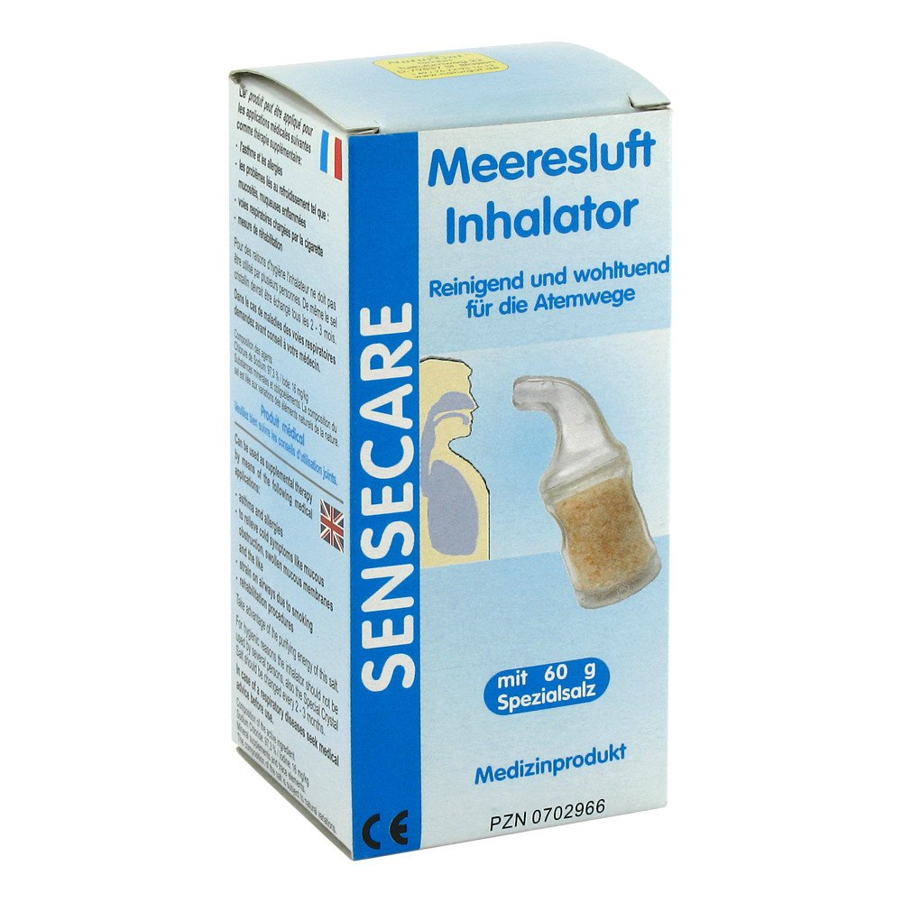 Apotheken Marketing Vertrieb Amv Meeresluft Salzinhalator 1 stk 00702966