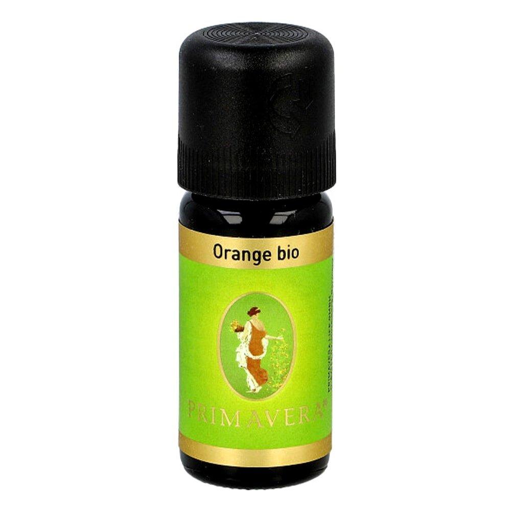 Primavera Life GmbH Orangen Essenz kbA 10 ml 00721260