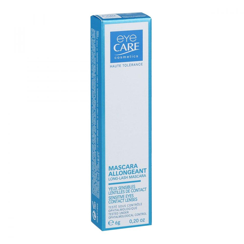 Eye Care Mascara wimpernverlängernd tiefschwarz 6 g 00770519