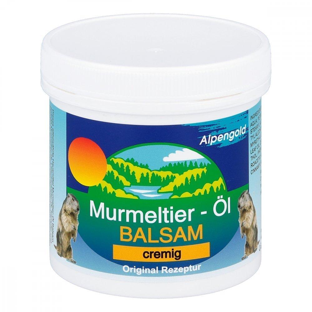 Weko-Pharma GmbH Murmeltieröl Pflege Balsam 250 ml 00816196
