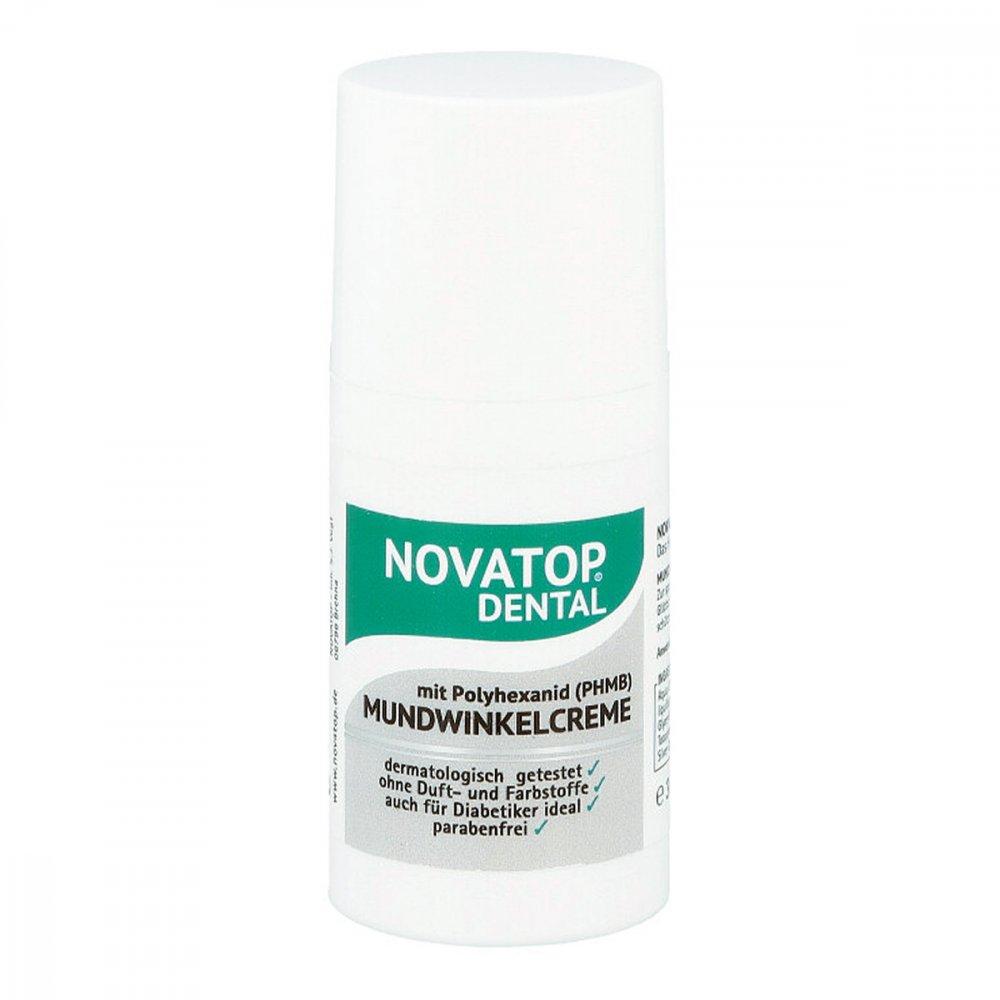 NOVATOP Inhaberin S.J. Vogt Novatop Dental Mundwinkelcreme 30 ml 01086707