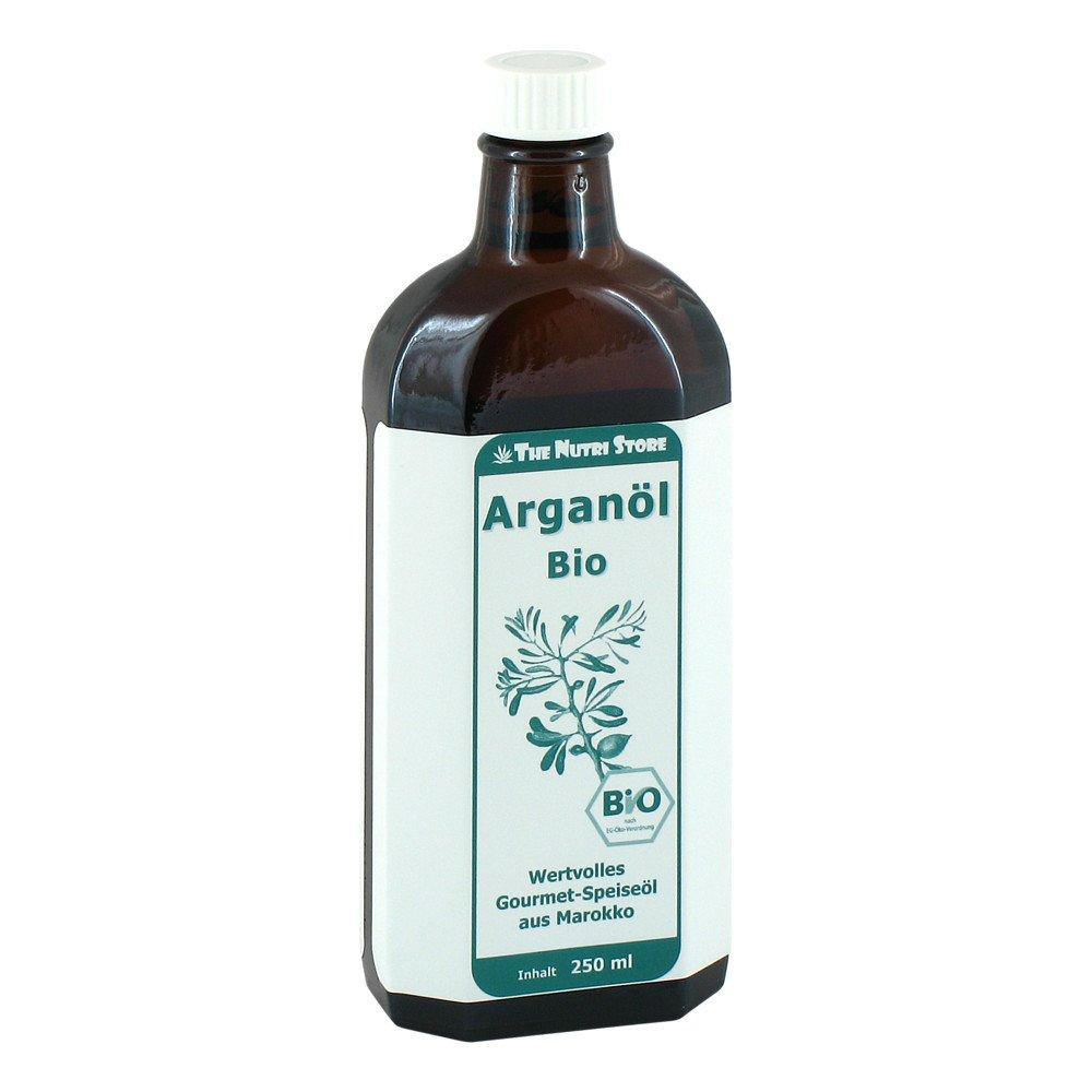 Hirundo Products Arganöl Bio Gourmet Speiseöl 250 ml 01155207