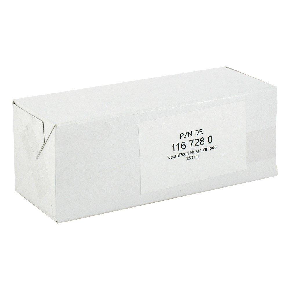 Naturprodukte Schwarz Neuropsori Haarshampoo 150 ml 01167280